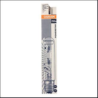 OSRAM POWERSTAR HQI T 250w//d Pro Daylight e40